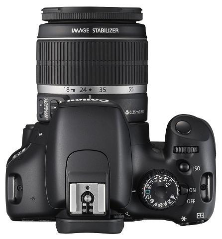 Аналитические и справочные материалы Canon EOS 550D.