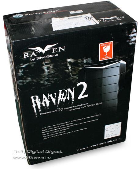 Упаковка Raven2