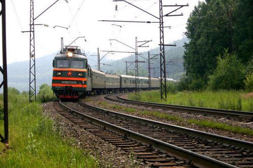 """Виртуальный поезд  """"Москва-Владивосток """" отправляется из любой точки легендарной Транссибирской магистрали на сайте..."""