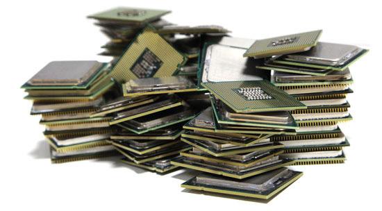 113 процессоров Intel и AMD в одном тестировании