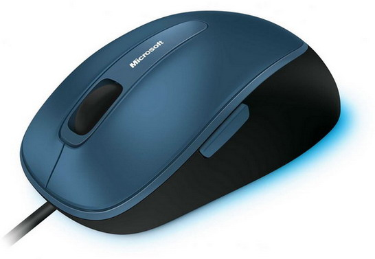 Comfort Mouse 4500 Sea Blue