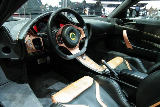 Lotus Evora 414E Hybrid concept 3