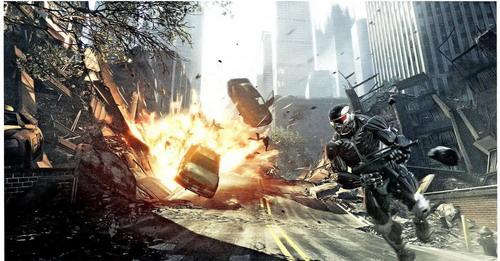 Новые скриншоты Crysis 2