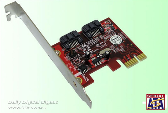 Addonics PCIe SATA 3.0