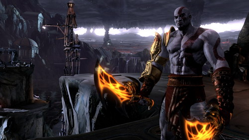 Специальное издание трилогии God of War в Европе
