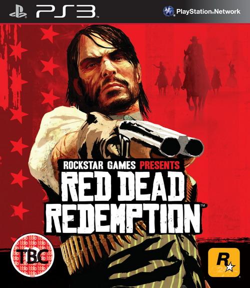 Новые иллюстрации вестерна Red Dead Redemption