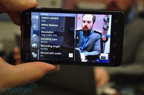 HTC Supersonic 4G с поддержкой WiMAX получил имя EVO 4G