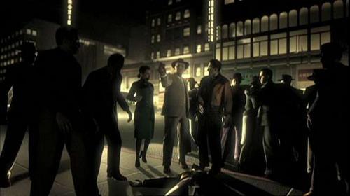 Сценарий детектива L.A. Noire занимает 22 тысячи страниц