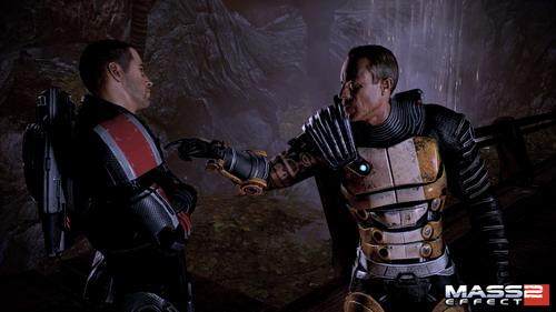 Мини-аддон Firewalker для Mass Effect 2 появился в продаже