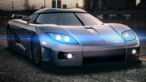 Новые машины и режим для бета-версии Blur