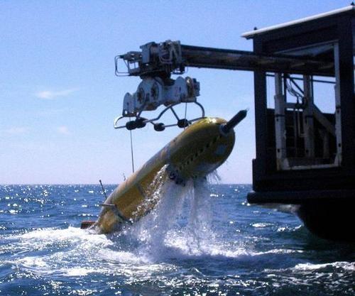 Голубая бездна - в поисках внеземных цивилизаций под водой