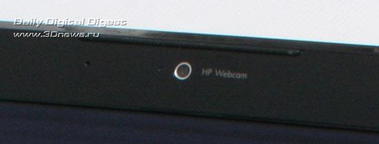 HP  Pavilion dm3-1111er. Web-камера