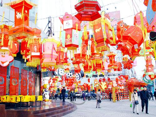 Китай во время 1 мая