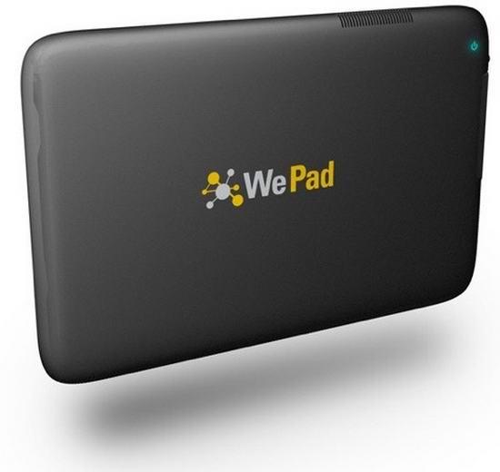 Планшет Neofonie WePad