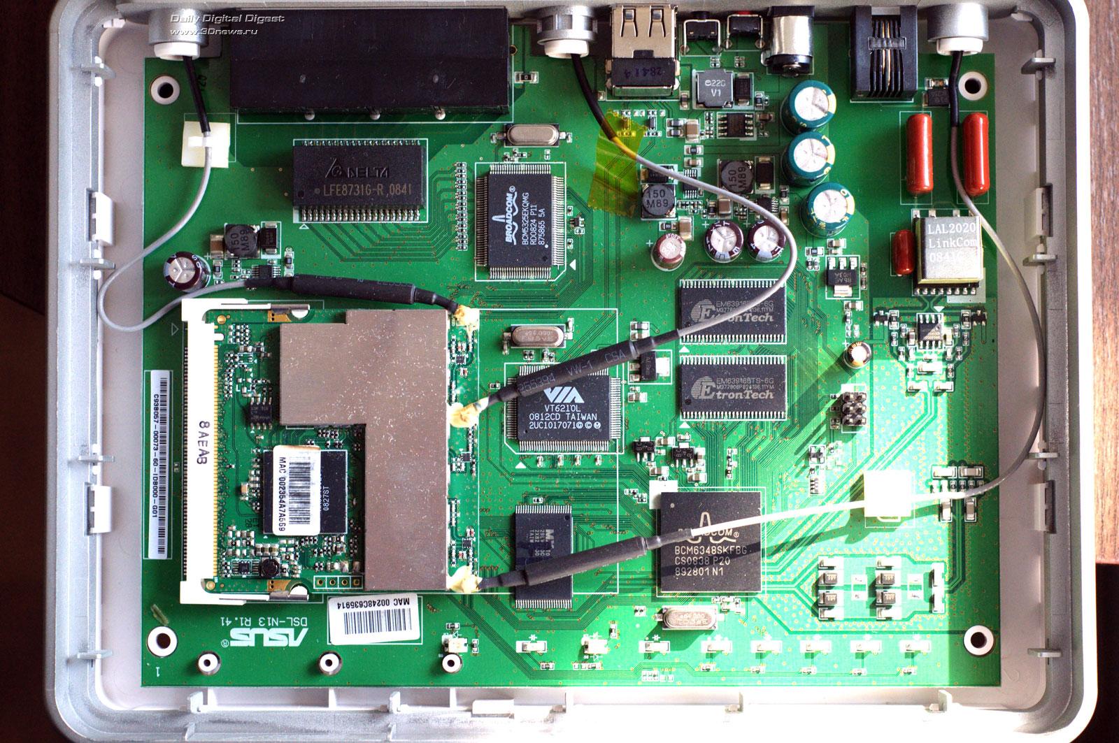Driver D-Link Dsl-2500U/Bru/D