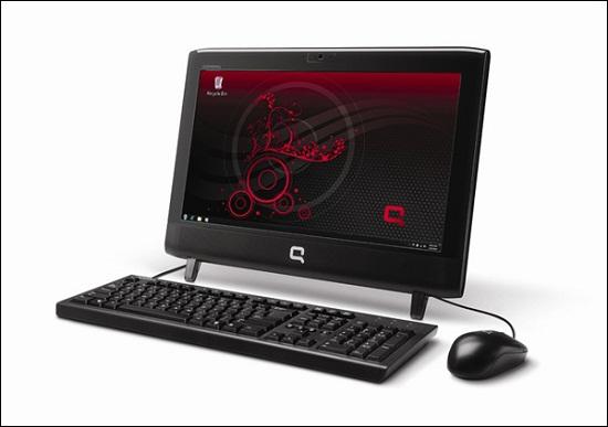 HP Compaq Presario CQ1-1020