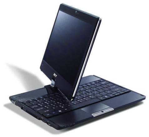 Планшетный ПК Acer Aspire 1825PTZ