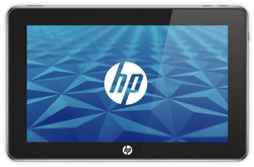 HP Slate на базе Windows 7
