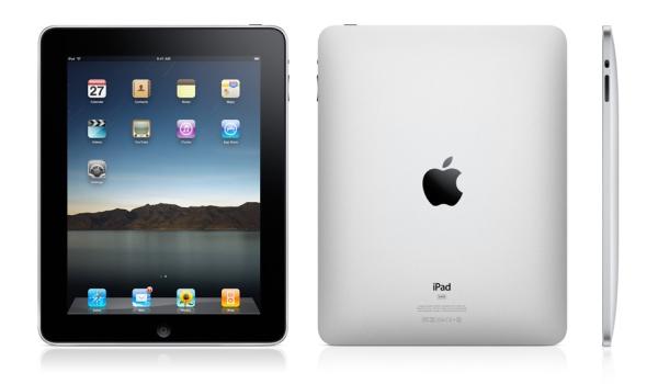 тендер на  iPad