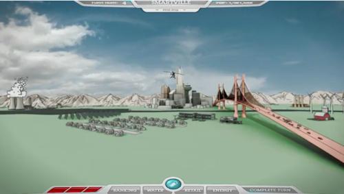 CityOne: решение реальных проблем в виртуальном мире