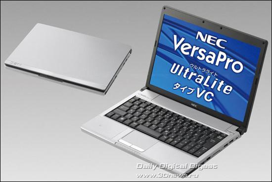 NEC VersaPro UltraLite Type VC