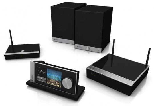 Raumfeld Multi-Room Audio System