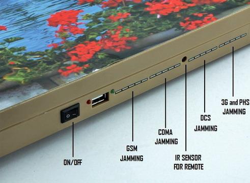 Настенная картина-глушилка Chinavasion-CVQM-J35-5-103-2