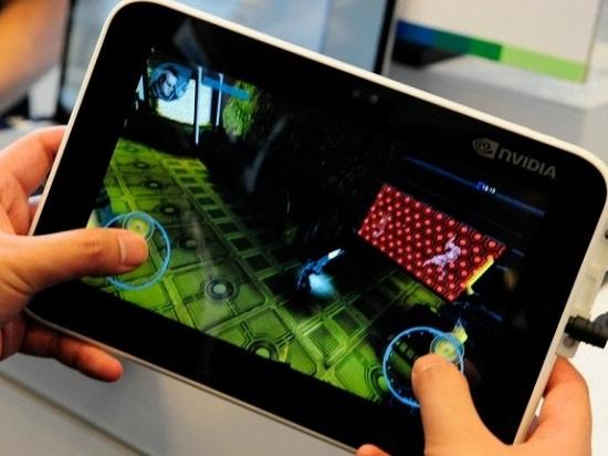 Прототип планшета Foxconn на базе NVIDIA Tegra 2 под управлением ОС Android Foxconn89-inchtegra2tablet02-575x431
