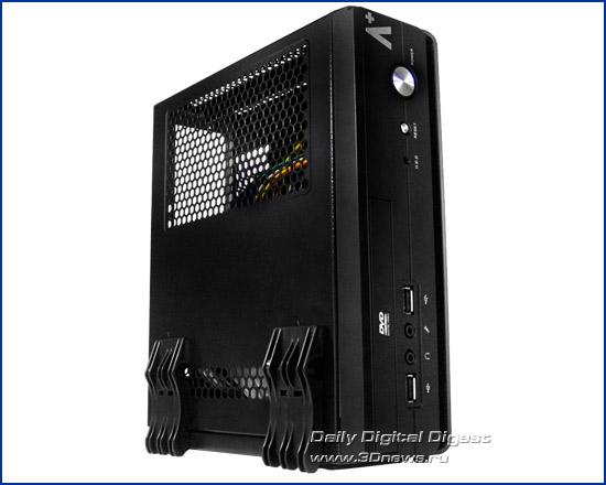 Корпус APlus CS-160 под платы Mini-ITX APlus_CS-160_Pic_01