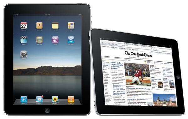 Apple продаёт 2 раза больше планшетов, чем компьютеров Ipad