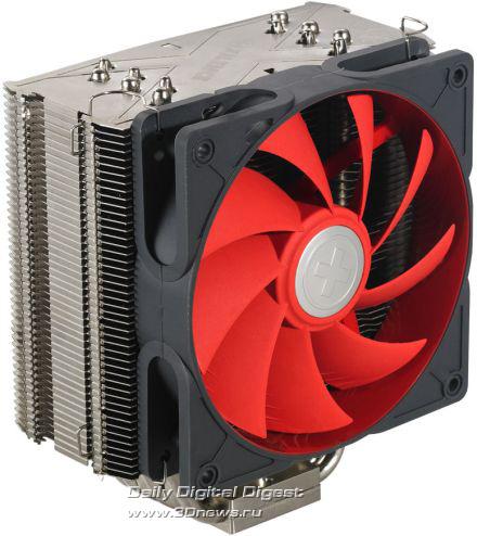 Кулер XILENCE M606 для чипов Intel/AMD с TDP до 150 Вт XILENCE_M606
