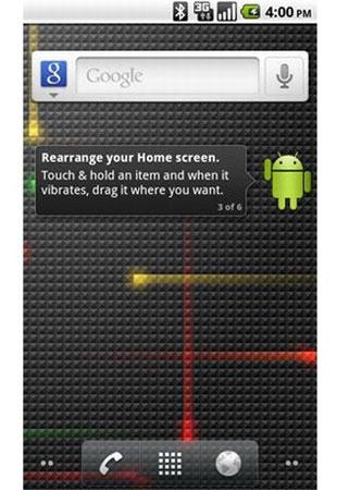 HTC установит Android 2.2 на смартфоны уже в