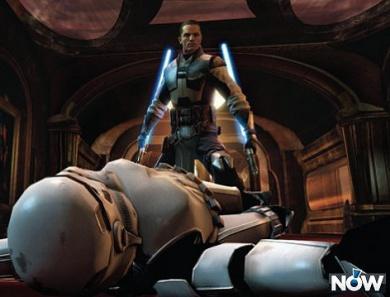 Свежие скриншоты приключения Star Wars: The Force Unleashed 2 11419_390_49747_force10