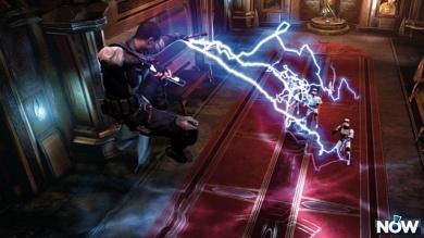 Свежие скриншоты приключения Star Wars: The Force Unleashed 2 11420_390_49750_force1
