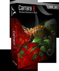 Carrara 8: новая версия 3D-редактора Carrara_box_lg