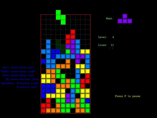 Тетрис: сложная история простой культовой игры Fullscreen-tetris
