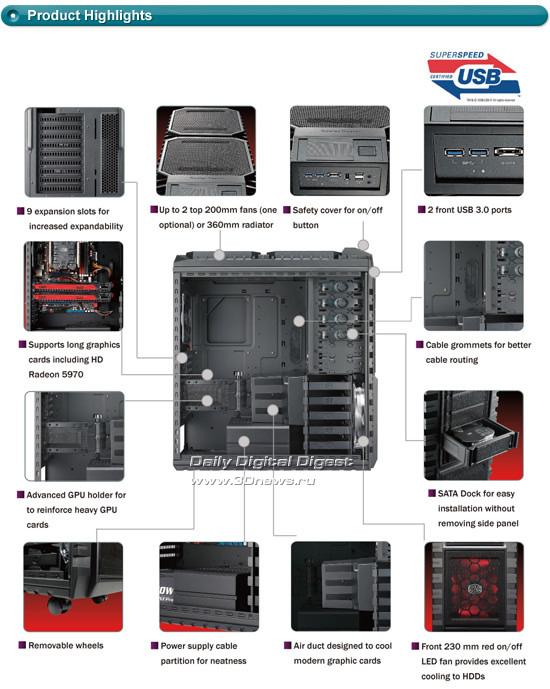 Cooler Master HAF X – Full Tower для самых взыскательных Cooler_Master_HAF_X_Pic_06