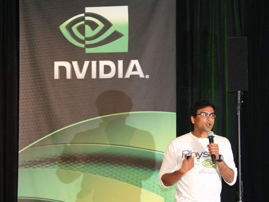 Создатель PhysX перейдёт на сторону AMD? Physx01