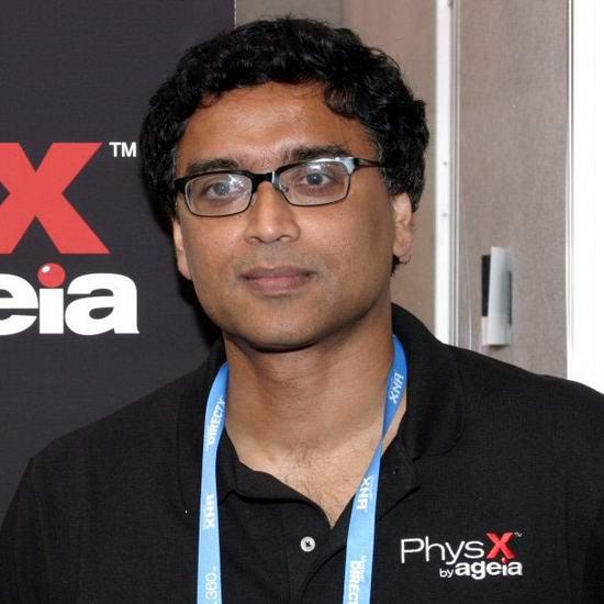 Создатель PhysX перейдёт на сторону AMD? Physx02