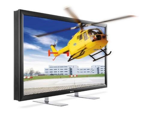 3D-формат идёт на смену HDTV