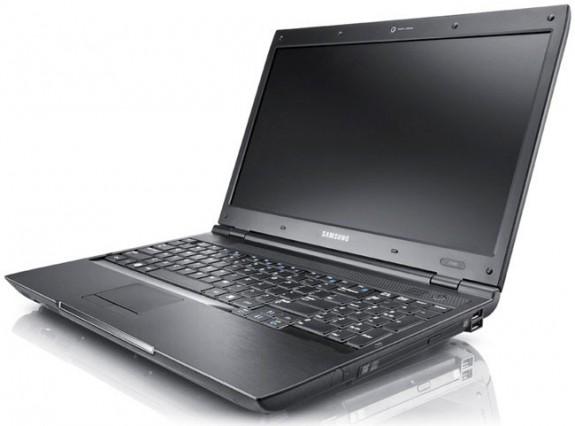 Бизнес-ноутбук Samsung P580