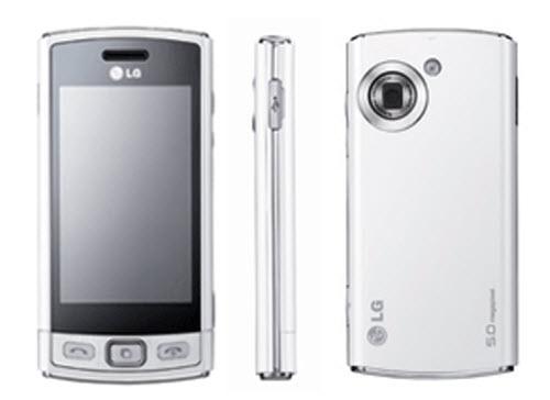 LG Bali GM360 – сенсорный