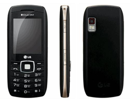 бюджетник - LG GX300.