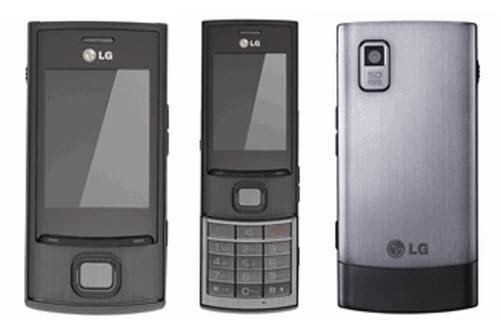 Третья модель LG Pure GD550