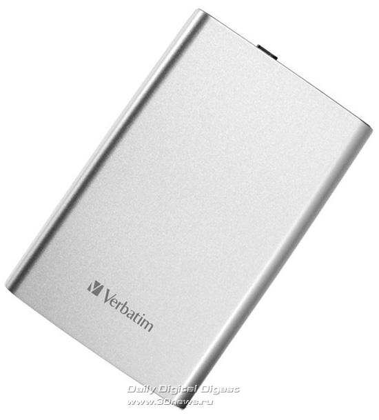 Verbatim 500GB Store 'n' Go Portable HDD