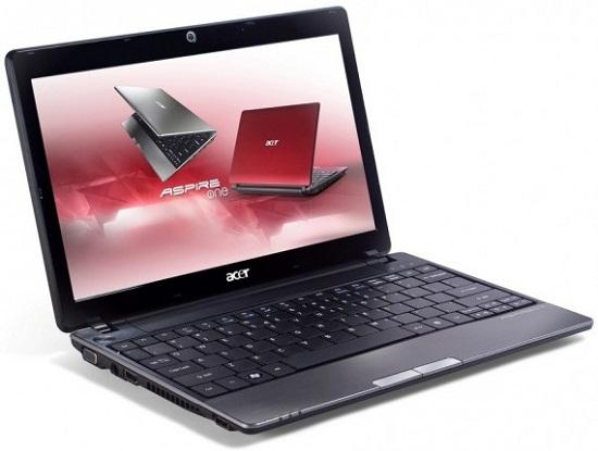 """11,6"""" ноутбук Acer Aspire 1551 уже можно заказать Aceraspireone72102-570x431"""