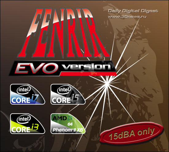 Кулер Titan FENRIR в модификации EVO Version Titan_FENRIR_EVO_Version_Pic_01