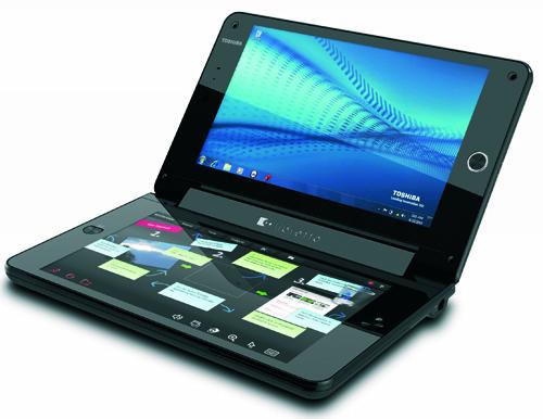 Ноутбук Toshiba Libretto W100