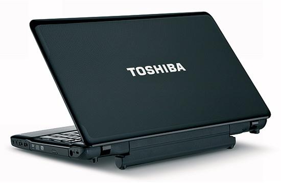 Toshiba Satellite A665 3DV
