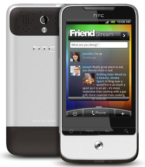 Коммуникатор HTC Legend - как сделать из героя легенду